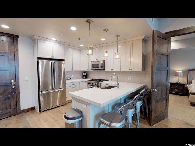 3793 Blackstone Dr 1H, Park City, UT 84098 (#1650857) :: RE/MAX Equity