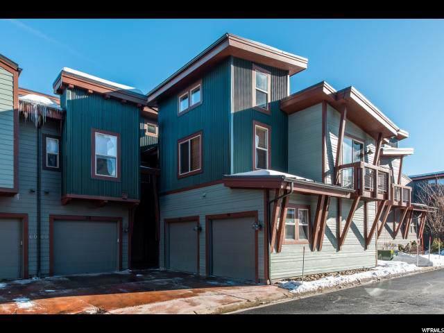 6080 Park Lane S #52, Park City, UT 84098 (#1650867) :: Colemere Realty Associates