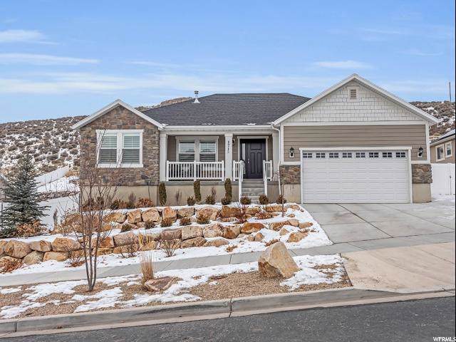 171 W Parkside Dr, Saratoga Springs, UT 84045 (#1650872) :: Red Sign Team