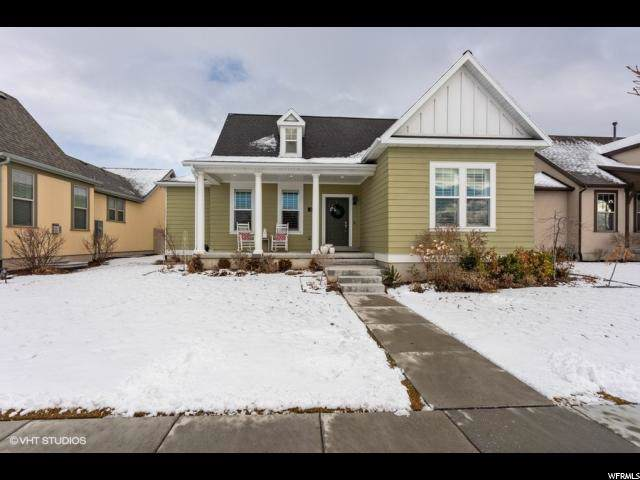 318 N Apricot Grove St W, Kaysville, UT 84037 (#1650885) :: The Fields Team