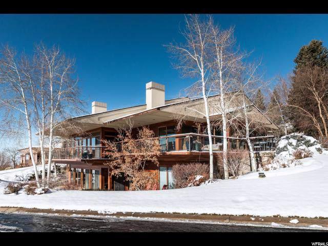 1583 E New Bedford Dr N, Salt Lake City, UT 84103 (#1650887) :: Colemere Realty Associates