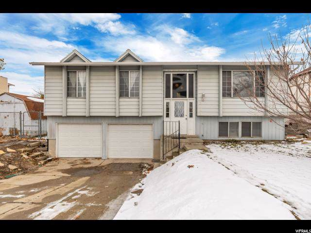 3183 S Stanton Dr, West Valley City, UT 84120 (#1650898) :: Doxey Real Estate Group