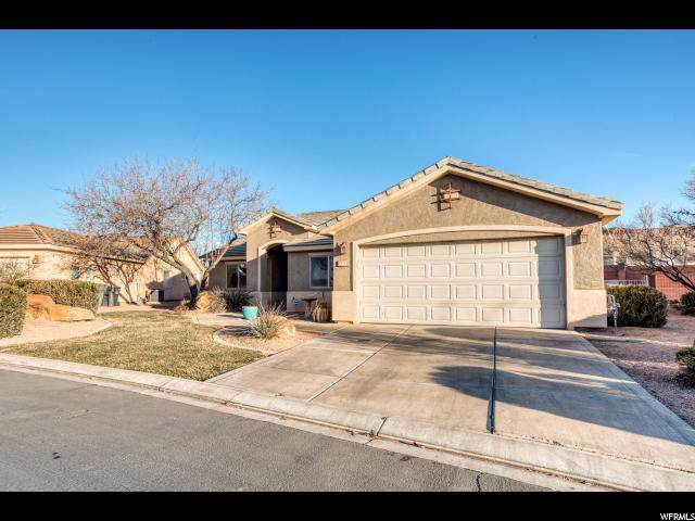1630 E 2450 S #265, St. George, UT 84790 (#1650911) :: Exit Realty Success