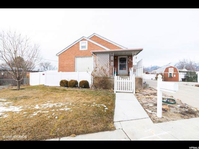 250 W 100 S, Spanish Fork, UT 84660 (#1650927) :: RE/MAX Equity