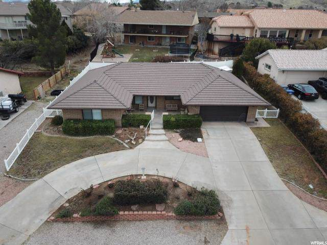 1030 E Fort Pierce Dr N, St. George, UT 84790 (#1650937) :: Big Key Real Estate