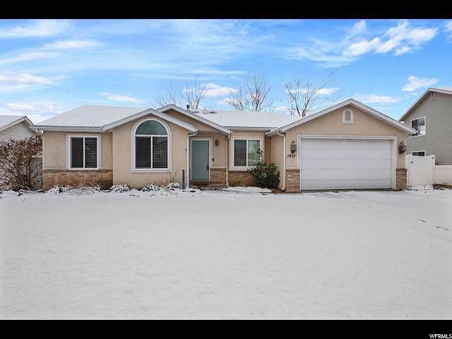 1431 W 2500 S, Woods Cross, UT 84087 (MLS #1650955) :: Lawson Real Estate Team - Engel & Völkers