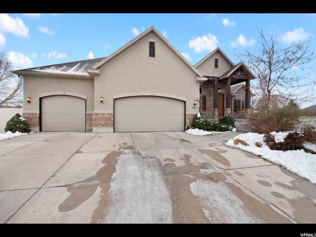 993 Chester Ln, Kaysville, UT 84037 (#1650970) :: Red Sign Team