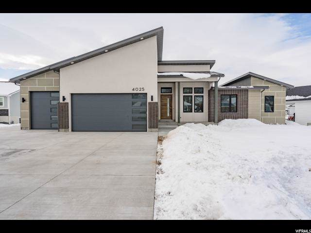 4025 S Cottonwoods Ct E, Nibley, UT 84321 (#1650972) :: Red Sign Team