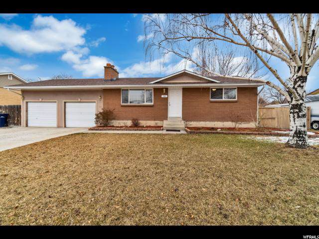 343 E Gary Ave, Sandy, UT 84070 (#1650990) :: Doxey Real Estate Group