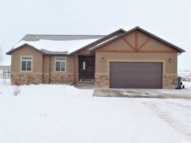 179 S 2850 E, Vernal, UT 84078 (#1650996) :: Red Sign Team