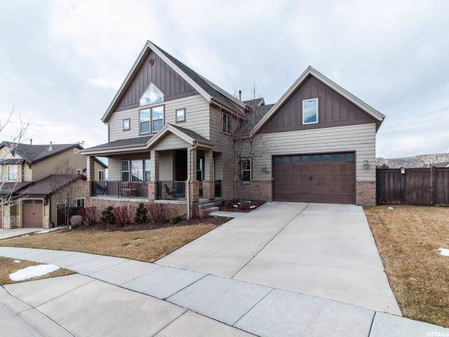 5217 N Quail Run Ct W, Lehi, UT 84043 (#1651002) :: Bustos Real Estate | Keller Williams Utah Realtors