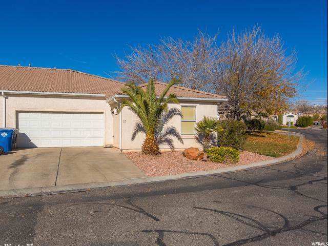 2056 E Middleton Dr #17, St. George, UT 84770 (#1651004) :: RISE Realty