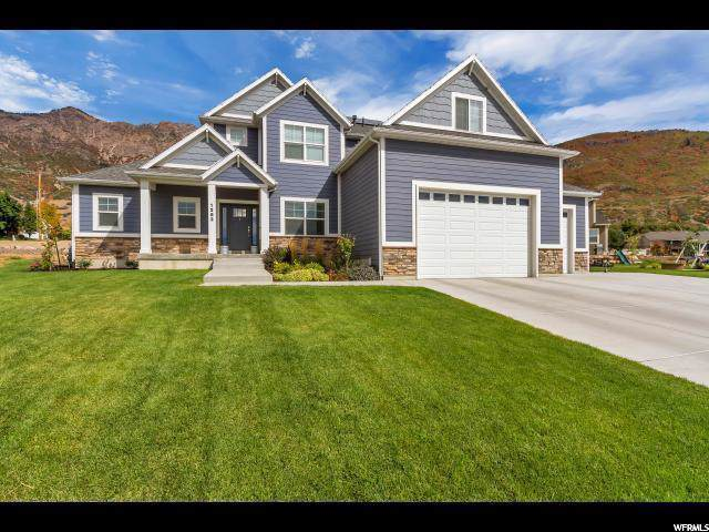 1282 E 2725 N, North Ogden, UT 84414 (#1651015) :: Doxey Real Estate Group