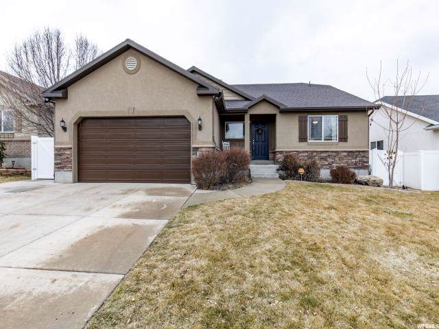 4586 W Flintlock Way, Herriman, UT 84096 (#1651017) :: Action Team Realty