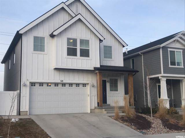 68 E Bluegrass Row, Saratoga Springs, UT 84045 (#1651018) :: Red Sign Team
