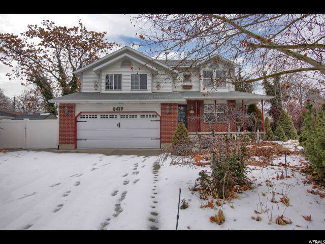 8479 S 1330 E, Sandy, UT 84093 (#1651030) :: Big Key Real Estate