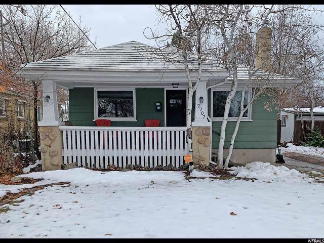 2707 S Beverly St E, Salt Lake City, UT 84106 (#1651064) :: Colemere Realty Associates