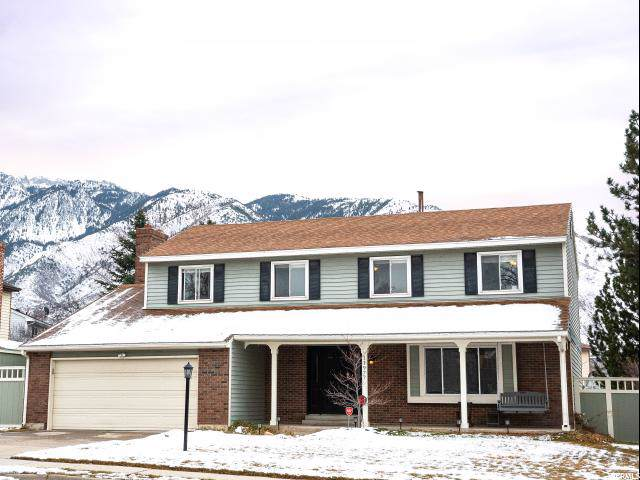 11977 S Hidden Valley Dr, Sandy, UT 84094 (#1651076) :: Red Sign Team
