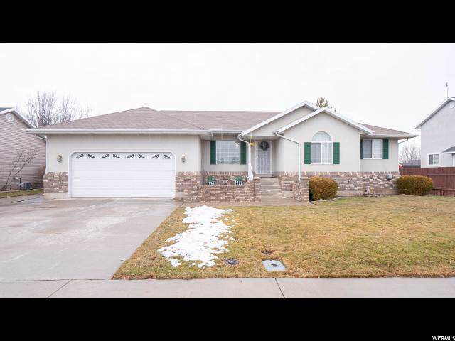 525 N 500 W, Spanish Fork, UT 84660 (#1651082) :: Red Sign Team