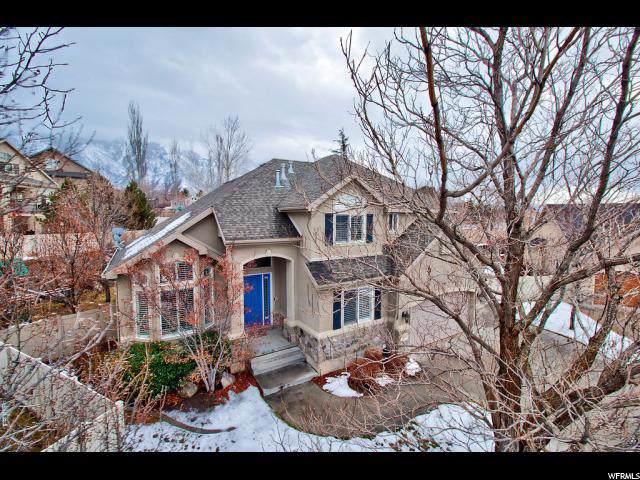 9773 Rocklin Cir, Sandy, UT 84092 (#1651107) :: Doxey Real Estate Group