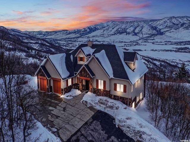 5685 E Snowbasin Rd, Huntsville, UT 84317 (#1651111) :: Big Key Real Estate