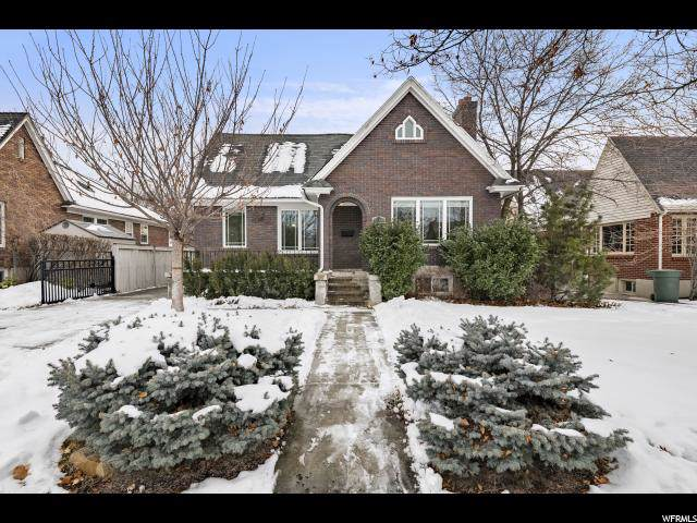 1644 E Princeton Ave S, Salt Lake City, UT 84105 (#1651120) :: The Fields Team