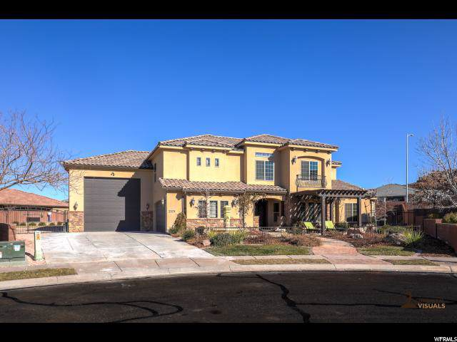 2979 E 3610 Cir S, St. George, UT 84790 (#1651139) :: RISE Realty