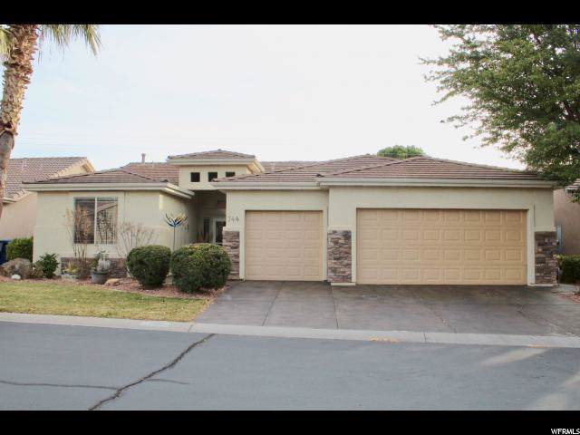 744 N Monte Verde Cir, Washington, UT 84780 (#1651156) :: RISE Realty