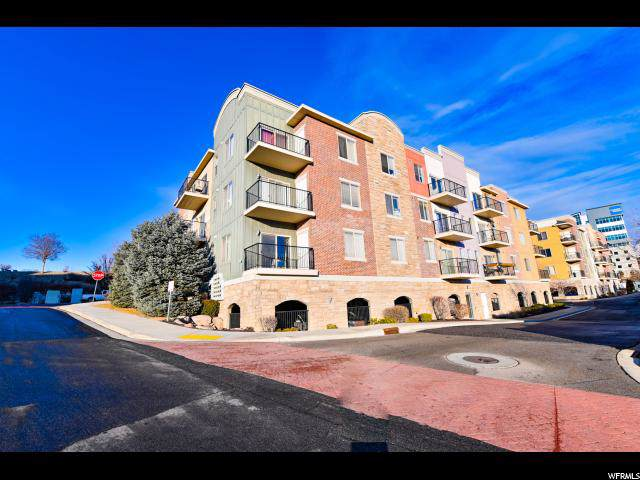 180 Albion Way #204, Sandy, UT 84070 (#1651158) :: Colemere Realty Associates