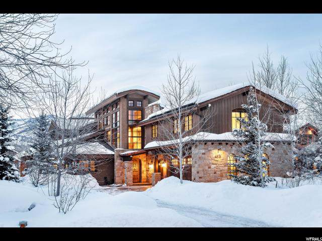4891 Last Stand, Park City, UT 84098 (#1651164) :: Colemere Realty Associates