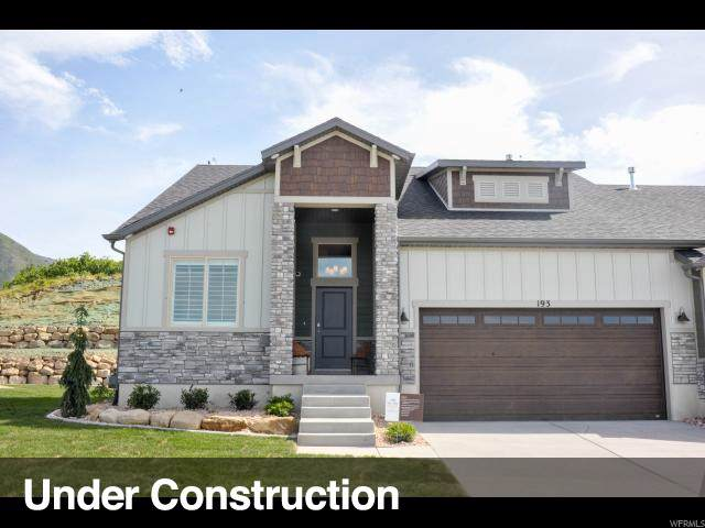 144 W Hillside Dr N, Elk Ridge, UT 84651 (#1651178) :: Big Key Real Estate