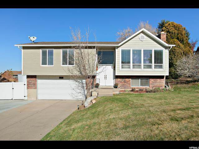 222 E Monticello Dr, Kaysville, UT 84037 (#1651209) :: Red Sign Team
