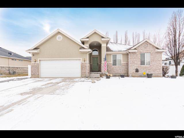 859 W 2010 S, Syracuse, UT 84075 (#1651247) :: The Fields Team