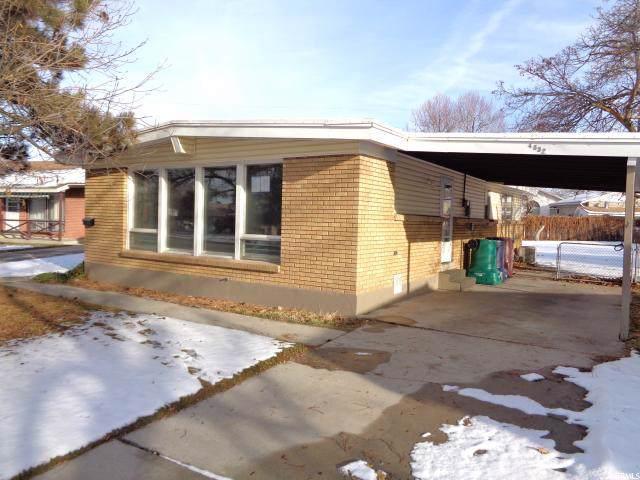 4852 S 2350 W, Roy, UT 84067 (MLS #1651282) :: Lawson Real Estate Team - Engel & Völkers
