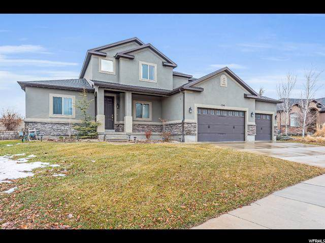 13456 S Cervina Way, Riverton, UT 84065 (#1651314) :: RISE Realty