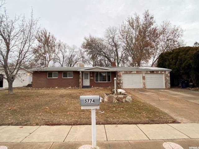 5774 S 2200 W, Roy, UT 84067 (MLS #1651315) :: Lawson Real Estate Team - Engel & Völkers