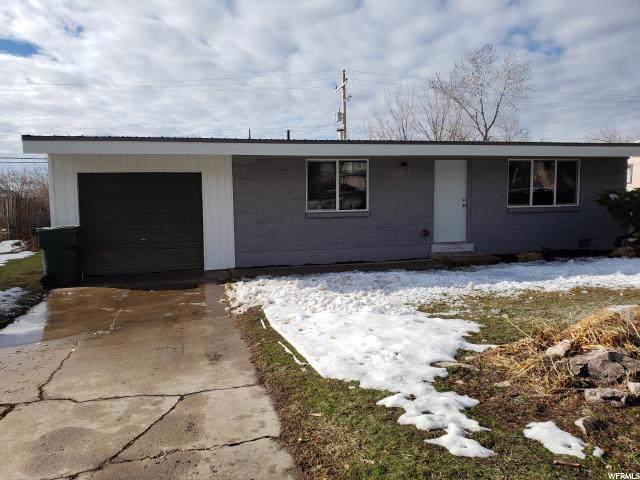 741 N Monroe Blvd, Ogden, UT 84404 (MLS #1651317) :: Lawson Real Estate Team - Engel & Völkers