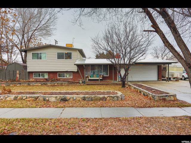 3882 W Cochise Dr S, West Valley City, UT 84120 (#1651321) :: Red Sign Team