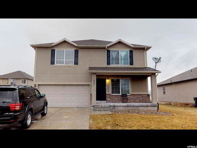 1867 E 1050 S, Spanish Fork, UT 84660 (#1651325) :: Red Sign Team