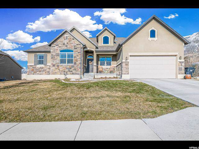 221 E 1100 N, Pleasant Grove, UT 84062 (#1651345) :: Red Sign Team