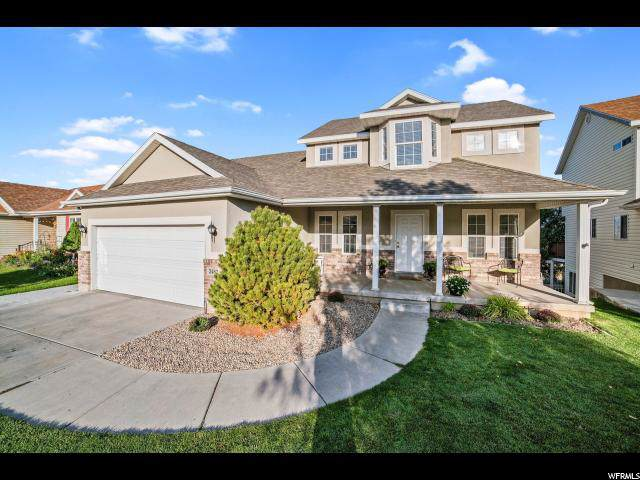 2482 Pear Pl, Saratoga Springs, UT 84045 (#1651357) :: Exit Realty Success