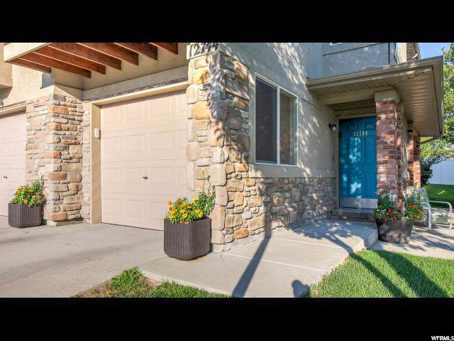 12744 S Timber Run Dr W, Riverton, UT 84096 (#1651364) :: Exit Realty Success