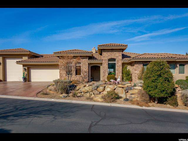 2255 S Hill Rd #5, St. George, UT 84790 (#1651373) :: Big Key Real Estate