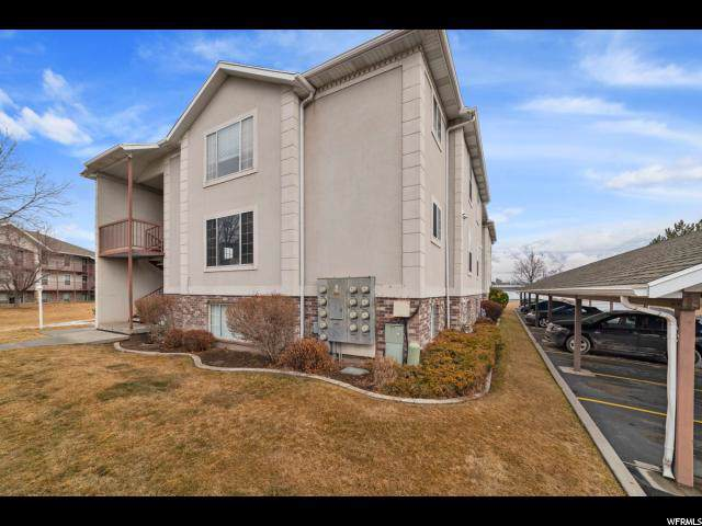 1070 S Orem Blvd #7, Orem, UT 84058 (#1651387) :: Big Key Real Estate