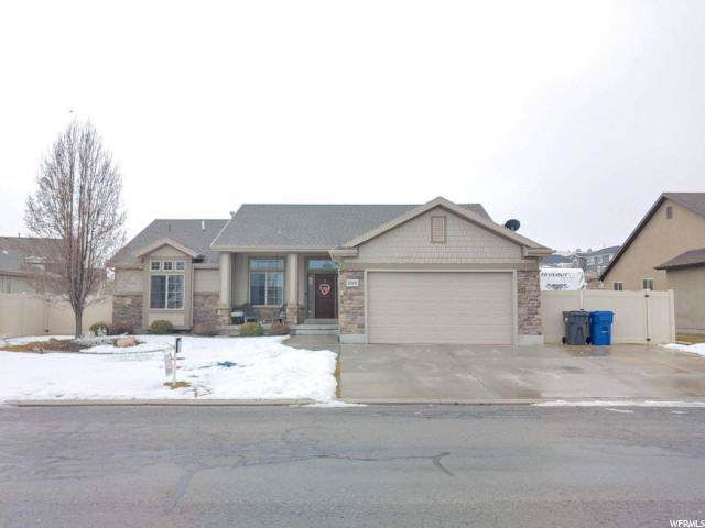 624 W Quartz Dr S, Santaquin, UT 84655 (#1651405) :: Big Key Real Estate