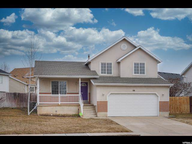 114 S 350 W, Clearfield, UT 84015 (#1651410) :: Exit Realty Success
