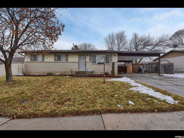 892 N 400 W, Pleasant Grove, UT 84062 (#1651425) :: Red Sign Team