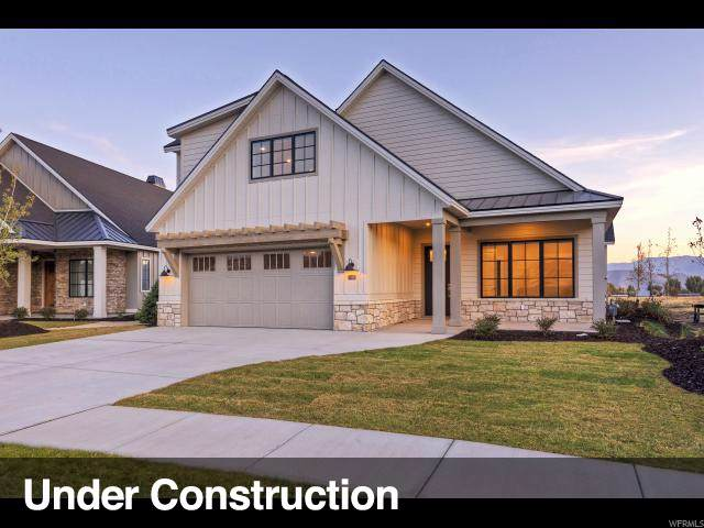 482 N Farmhouse Way #8, Midway, UT 84049 (#1651446) :: The Fields Team