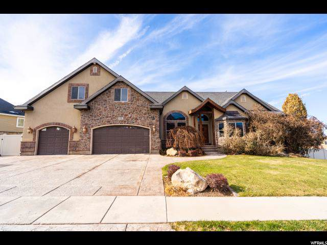 424 E 960 S, Salem, UT 84653 (#1651471) :: Big Key Real Estate