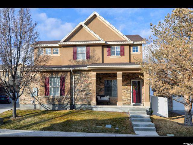 4928 W Duncan Meadow Ln S, Riverton, UT 84096 (#1651482) :: Doxey Real Estate Group
